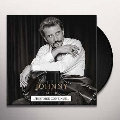 JOHNNY ACTE II Vinyl Record