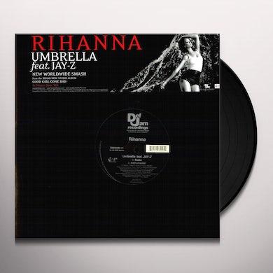 Rihanna UMBRELLA (X2) Vinyl Record