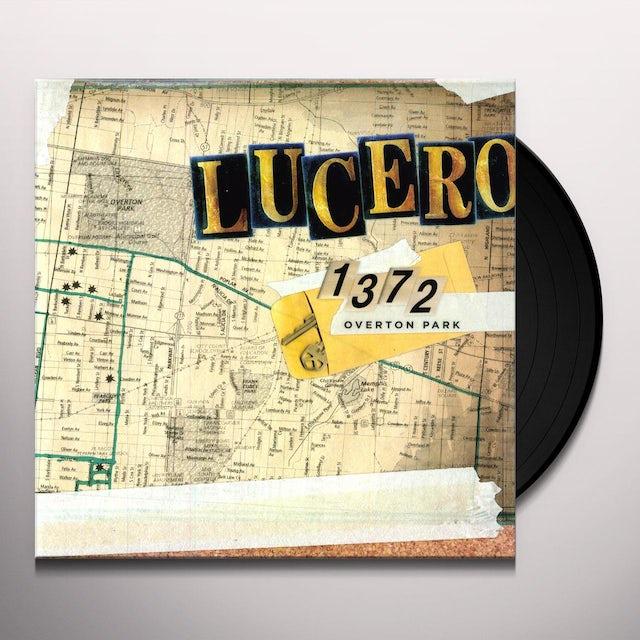 Lucero 1372 OVERTON PARK Vinyl Record