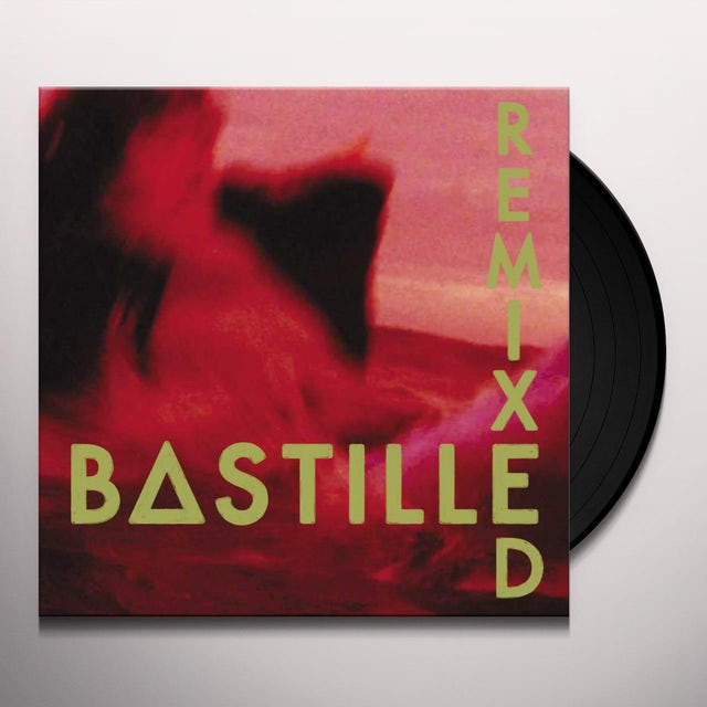 Bastille REMIXED Vinyl Record