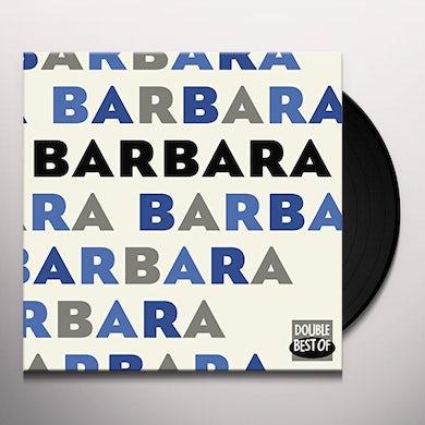 BARBARA DOUBLE BEST OF Vinyl Record