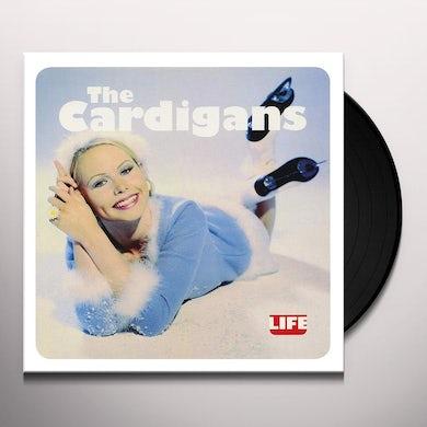 Cardigans LIFE Vinyl Record