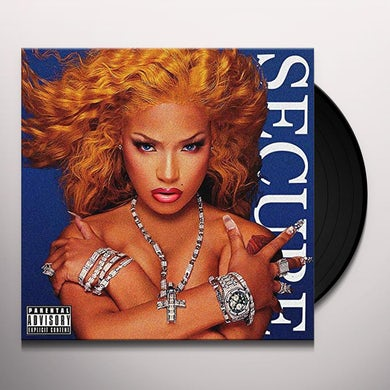 Stefflon Don SECURE Vinyl Record