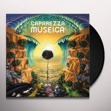 Caparezza MUSEICA Vinyl Record