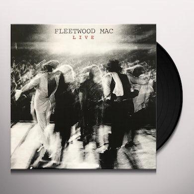 FLEETWOOD MAC LIVE Vinyl Record