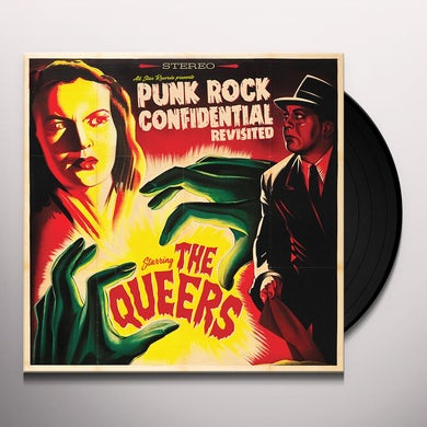 Queers PUNK ROCK CONFIDENTIAL REVISITED Vinyl Record