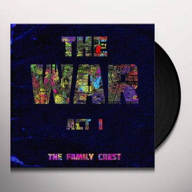 Family Crest THE WAR: ACT I Vinyl Record
