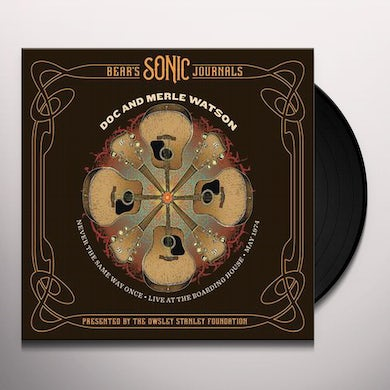 NEVER THE SAME WAY ONCE: MAY 2 1974 Vinyl Record