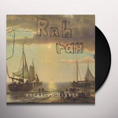 Rah Rah BREAKING HEARTS Vinyl Record