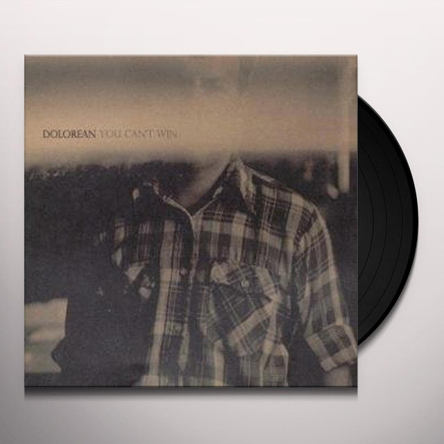 Dolorean YOU CAN'T WIN Vinyl Record