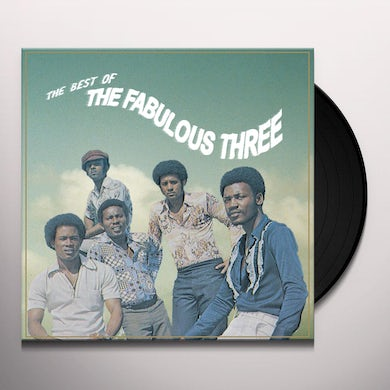 FABOLOUS THREE BEST OF THE FABOLOUS (GER) Vinyl Record