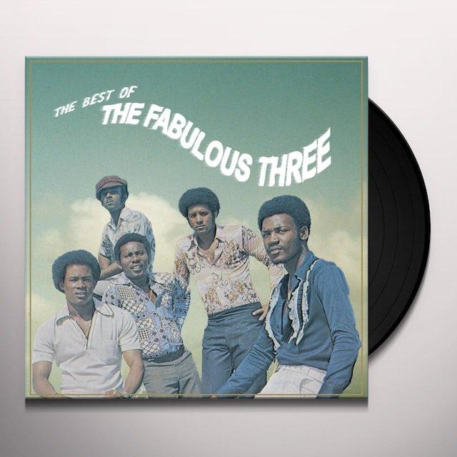 FABOLOUS THREE BEST OF THE FABOLOUS (GER) Vinyl Record