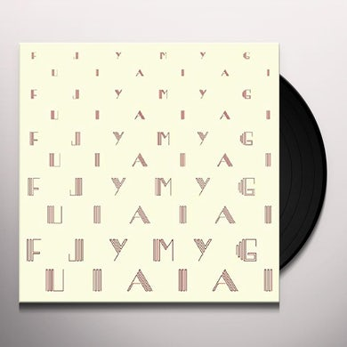 Fujiya & Miyagi EP2 Vinyl Record