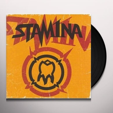 STAM1NA Vinyl Record - Holland Release