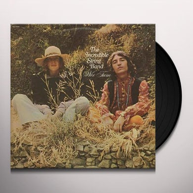 Incredible String Band WEE TAM Vinyl Record