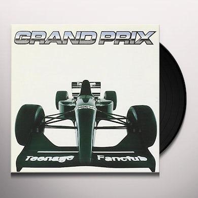 Teenage Fanclub GRAND PRIX Vinyl Record