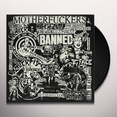 Motherfuckers WERE FUCKED Vinyl Record
