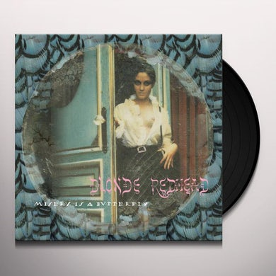 Blonde Redhead MISERY IS A BUTTERFLY Vinyl Record
