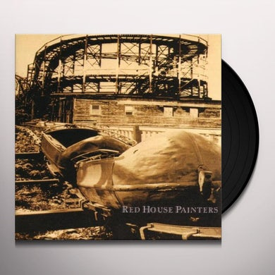 RED HOUSE PAINTERS (ROLLER-COASTER) Vinyl Record