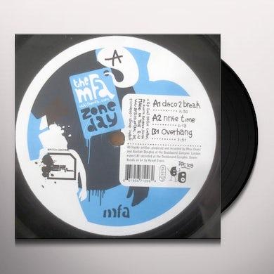 Mfa ZONE DAY Vinyl Record