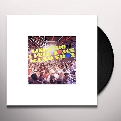 Lindstrøm I FEEL SPACE Vinyl Record