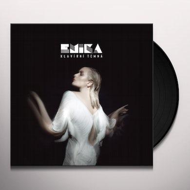 Klavirni Temna Vinyl Record
