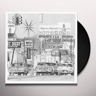 Two Houses & New Junk City SPLIT Vinyl Record