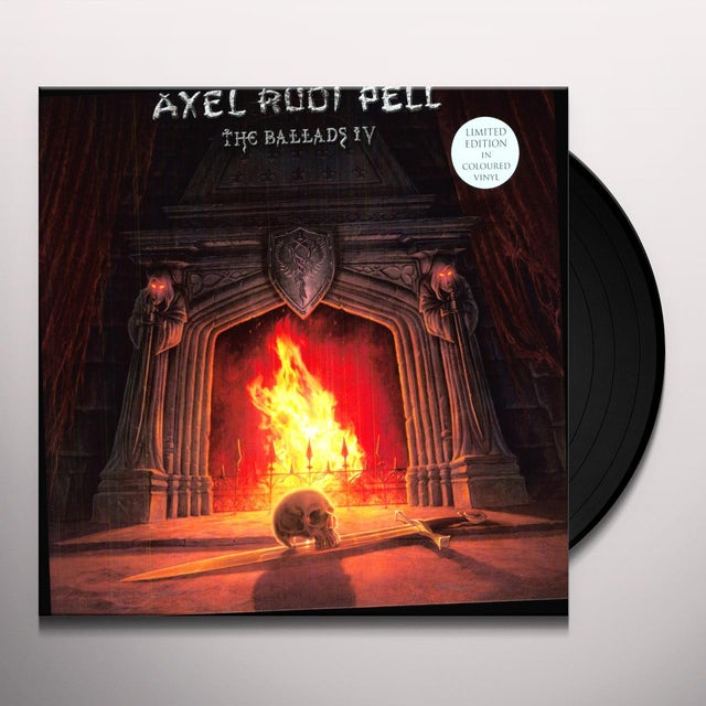 AXEL RUDI PELL BALLADS IV (Vinyl)