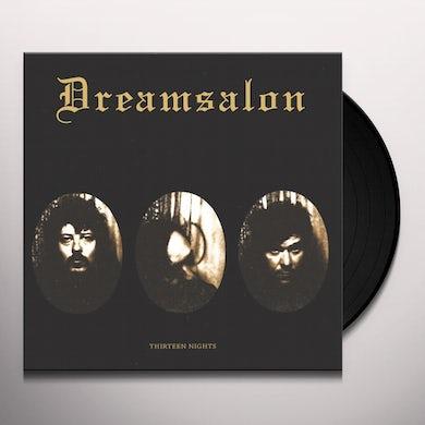 DREAMSALON THIRTEEN NIGHTS Vinyl Record