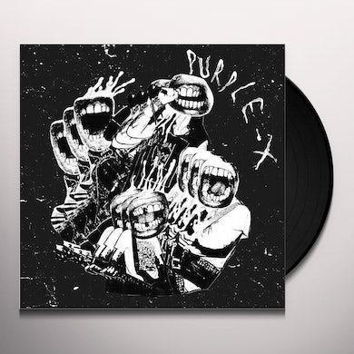 PURPLE-X Vinyl Record