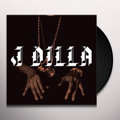 J Dilla DIARY INSTRUMENTALS Vinyl Record