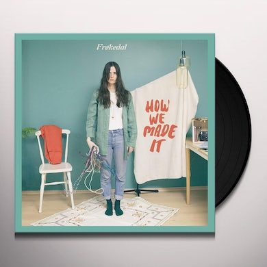 FROKEDAL HOW WE MADE IT Vinyl Record