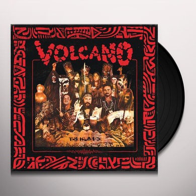 Volcano ISLAND Vinyl Record