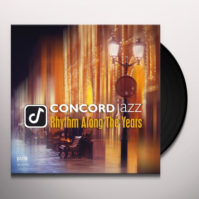Concord Jazz: Rhythm Along The Years / Various