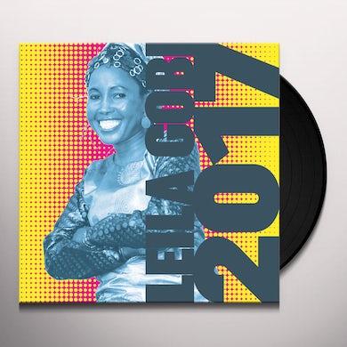 Leila Gobi 2017 Vinyl Record