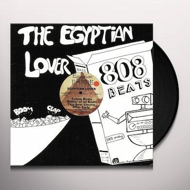 Egyptian Lover 808 BEATS 1 Vinyl Record
