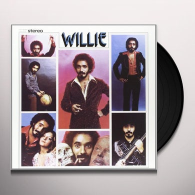 Willie Colon WILLIE Vinyl Record