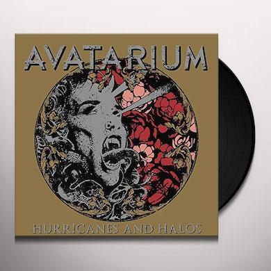 HURRICANES AND HALOS Vinyl Record