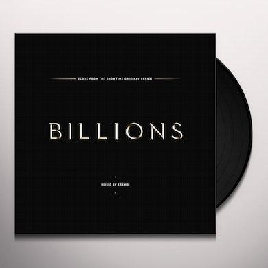 Eskmo / Billions O.S.S. Vinyl Record