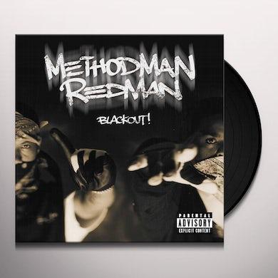Method Man BLACKOUT Vinyl Record