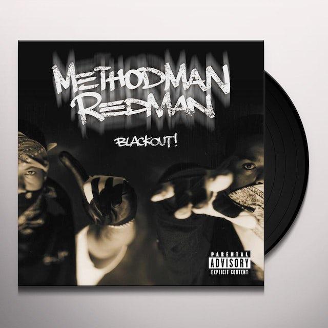 Method Man / Redman BLACKOUT Vinyl Record