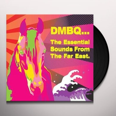 Dmbq ESSENTIAL SOUNDS FROM THE FAR EAST (Vinyl)