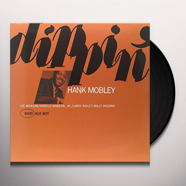 Hank Mobley DIPPIN Vinyl Record