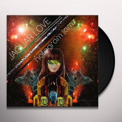 Jaguar Love HOLOGRAM JAMS Vinyl Record