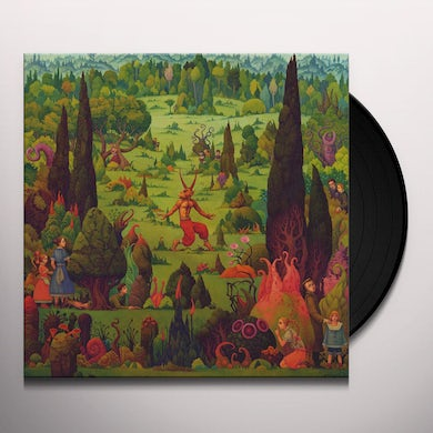 Stop Motion Orchestra LIGHTWORKS Vinyl Record