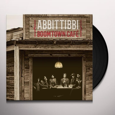 Abbittibbi BOOMTOWN CAFE Vinyl Record