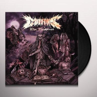 Coffins FLESHLAND Vinyl Record