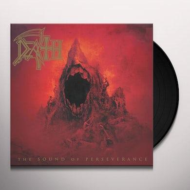 DEATH  SOUND OF PERSEVERANCE (20 YEAR ANNIVERSARY) Vinyl Record
