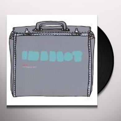 Hank ALPHABET SERIES J Vinyl Record