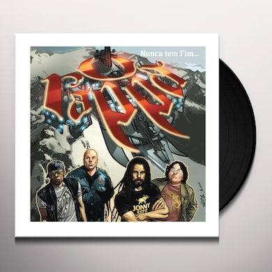 O Rappa NUNCA TEM FIM Vinyl Record